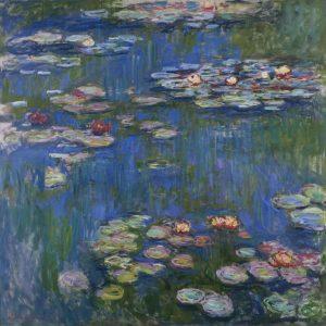 Monet-Water Lilies 1916